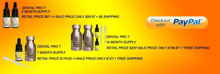 How Much Does Dental Pro 7 Cost
