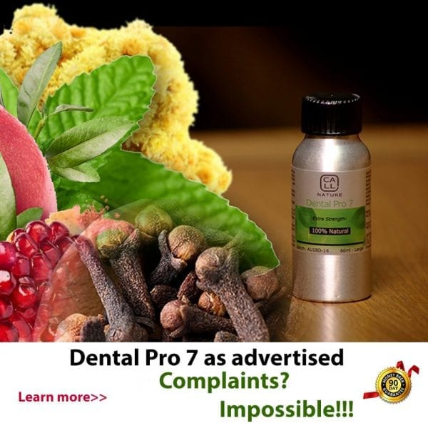 Eliminate Pain Due To Cavities